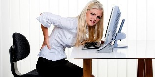 Can your back hurt from diseases of the intestines