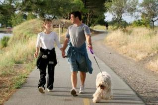 During the frequent pain in the lower back pain should replace the active sports, walks in the fresh air